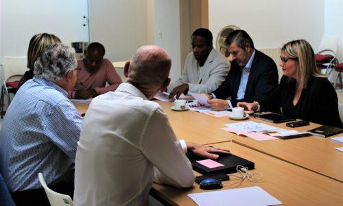 Rencontre avec le Bureau régional de Liège de l'AVIQ