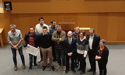 Prix du journalisme au Parlement de la Fédération Wallonie-Bruxelles