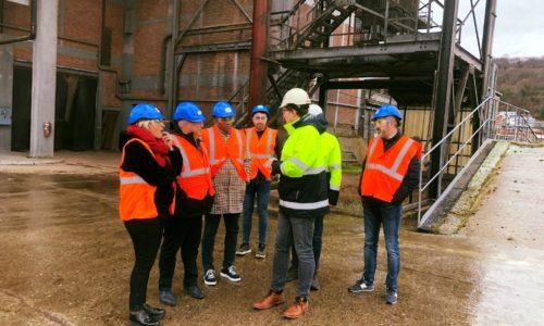 Rencontre avec l'équipe ENGIE de la centrale des Awirs de Flémalle