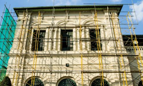 PW – La restauration des biens classés au patrimoine wallon